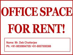 Wonderful Rental Office Near Baguihati Bigbazar