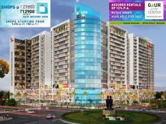Gaur city center
