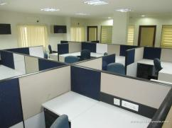 Furnished 9000 Sqft with Conference, Pantry & Reception