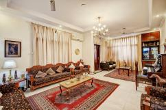3BR Fully Airconditioned Serviced Apartment Near Naraina Metro Station