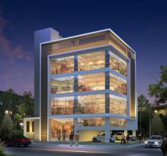 Sale  of commercial Building in L.B nagar area with tenant Medical institute