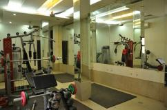 Sale of commercial Property with Gym tenant  in Vidyanagar main road area 3500sf