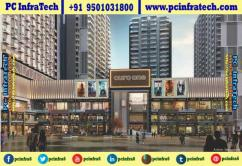 Curo One Retail Shops Mullanpur, Curo Galleria 95O1O318OO