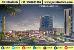Commercial Shop for Sale In Omaxe Beacon Street New Chandigarh 95O1O318OO