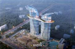 Buy Commercial Space At Grandthum In Greater Noida Near Metro Station