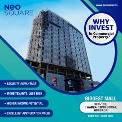 Best Commercial Project on Dwarka Expressway  Neo Developers