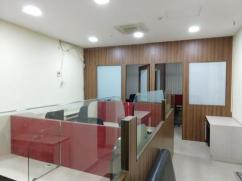 Fully furnished commercial office space for Sale