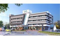 Office Space available in Vasai Finest Project Infinity Square
