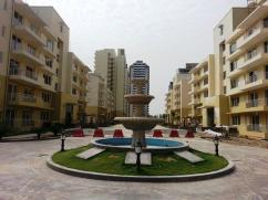for rent 3bhk in chd avenue 71,sohna road gurgaon