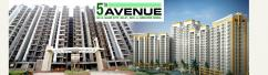 Semi Furnished Flats on Rent in Gaur City 5th Avenue