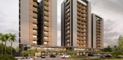 Sammy furnished Flat For Rent 3bhk In Anand Sapphire, Gota, Ahmedabad