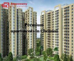 Premium apartments in Chennai