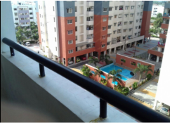 3 bhk for rent in posh locality