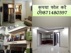 1bhk flat for rent in chattarpur plz  call 987148O397