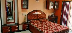A fully furnished room available for rent