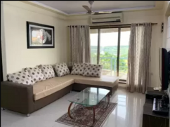 3 bhk Flats of 1400 sqft for Rent in Tagore Garden