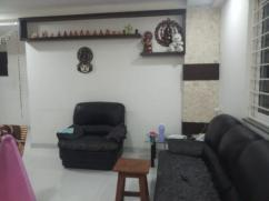 3 Bedroom Semi Furnished Flat for rent