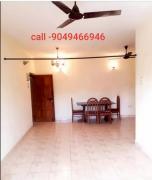 1 Bds - 1 Ba - 650 ft2 1bhk semi furnished in Caranzalem-Panaji