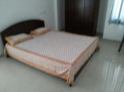 Fully furnished 4 bed flat in Kochi for monthly weekly rent