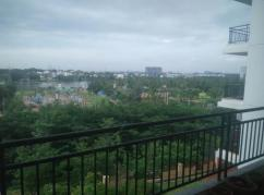 West Facing 3 BHK Semi Furnished Flat for RENT