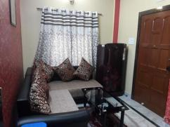 1 BHK Fully Furnished Residential Flat for rent