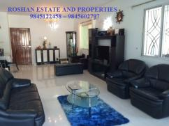 COOKE TOWN BANGALORE EAST APARTMENT FOR RENT 2350sft