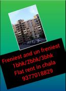 2bhk fully freniest flat rent in chala