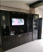 Fully furnished flat available in Rajarhat regent city complex