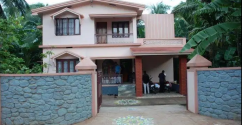 2100 sqft semi furnished house for rent in palakkad