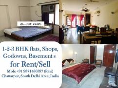 2bhk flat on rent without commission