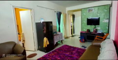 Furnished flat for rent at Rajarhat area,