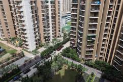 3 BHK Semi-Furnished Casa Wood Stock Gaur City 2