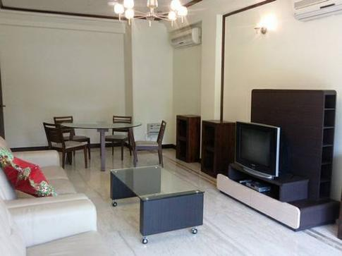 4 BHK Apartment for rent in Golf Links, South Delhi