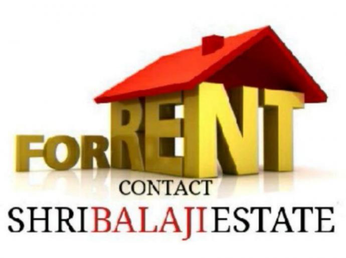 1 BHK Flat 1st Floor for Rent Indira Nagar