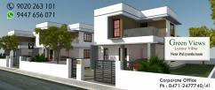 CHOTHYS GREEN VIEW VILLAS, puliyarakonam,TrIvandrum .9020263101