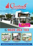 Budget Villas Near Asianet Studio Puliyarakonam