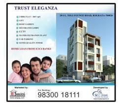 Trust Eleganza residential Apartment