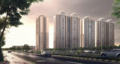 ATS Rhapsody in Greater Noida - Luxury 3 BHK in 73 Lacs Only