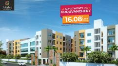 Apartments in Guduvanchery