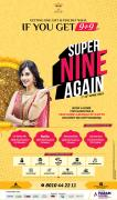 Super Nine Again offer Param homes