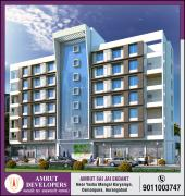 Amrut Sai Ekdant - 3 n 4 BHK Flats, Shops and Showrooms for sale