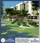 Amrut Sai Plaza Phase 2  - 2 BHK Flats