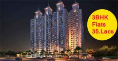 Arihant Abode 9958658585 3 BHK Flats 35 Lacs