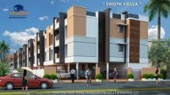 Budget flats for sale Poonamallee Chennai. Near Gajalakshmi Kalyana Maandapam