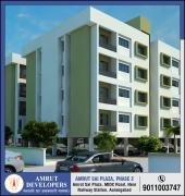 Two BHK Flats Row House for sale Railway Station  Aurangabad