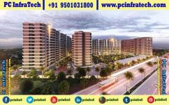 2BHK Flats in The Address New Chandigarh 95O1O318OO