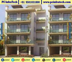 Floors in Hyde Park Mullanpur, Dlf 3BHK New Chandigarh 95O1O318OO
