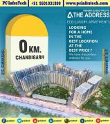 The Address 3 Bedroom Flats New Chandigarh 95O1O318OO