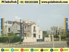 Emaar Villas in resale Sector 109 Mohali at attractive Price 95O1O318OO