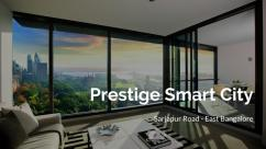 Launching New Prelaunch Apartments at Prestige Smart City